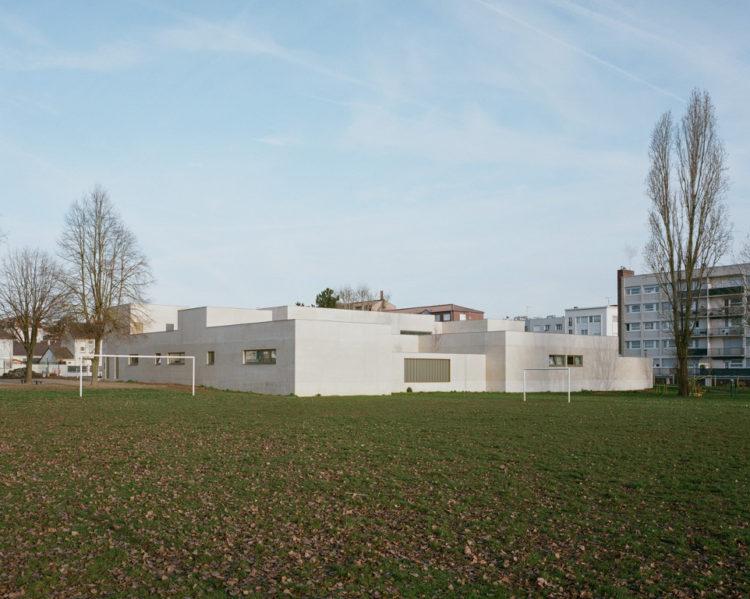 Contexte Pontoise centre familial
