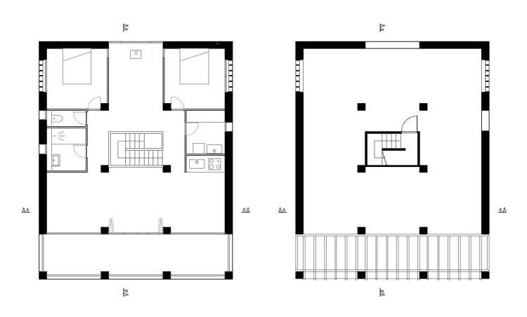 Plan maison Montélimar