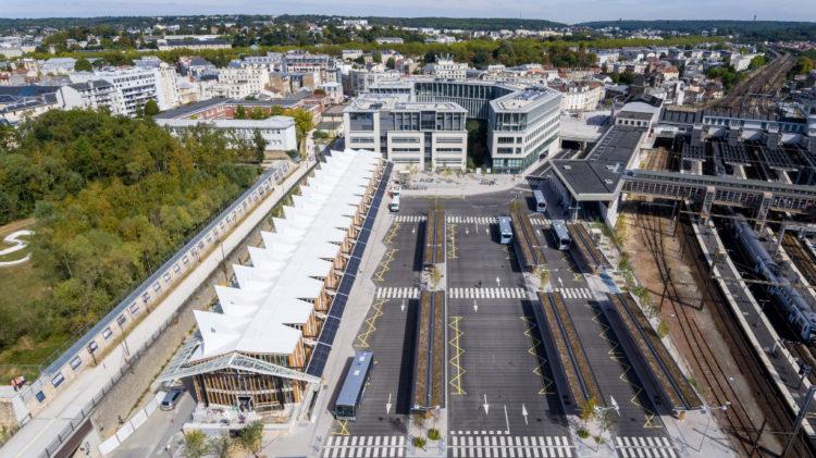 Ilot Est Versailles @ Ville de Versailles - Pierrick Daul