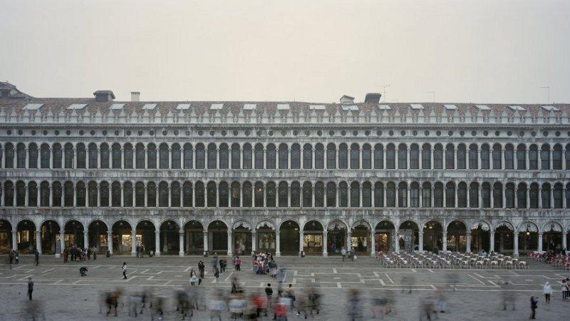 A Venise, place Saint-Marc, par David Chipperfield, ce n'est pas de la magie