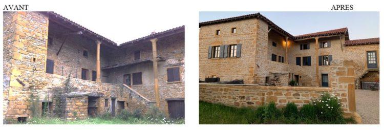 Maison viticole