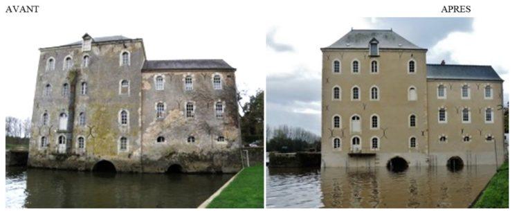 Moulin Maison paysanne