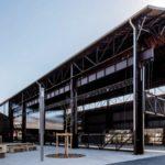Halle Girard (Lyon) revue par Vurpas Architectes : H7, touché, réhabilité