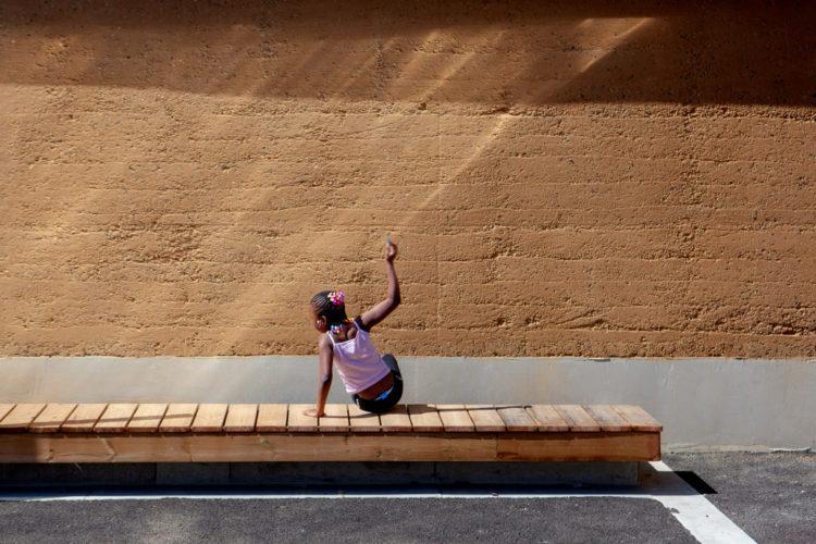 Miriam Makeba mur en terre
