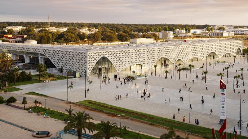 Au Maroc, la gare de Kenitra signée à grande vitesse par Silvio d'Ascia