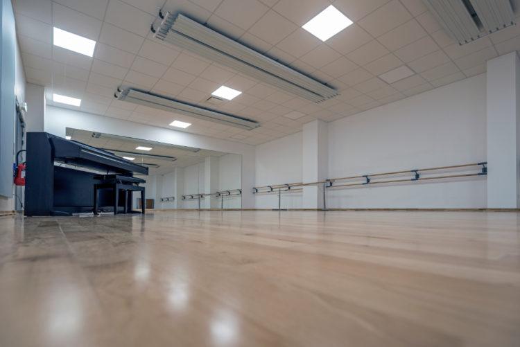 Hauts de Belleville salle de danse