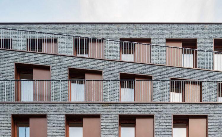 Orfila façade