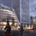 'Business Resort' pour la tour Pleyel, par Sretchko Markovic