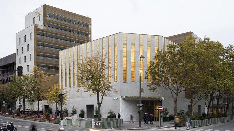 Centre européen du Judaïsme : 4 pôles, 1 bâtiment et SMAC