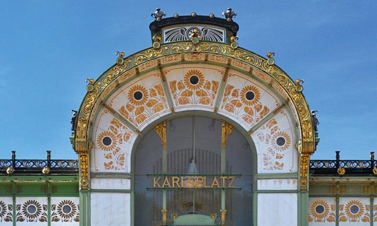 Otto Wagner. Maître de l'Art nouveau viennois