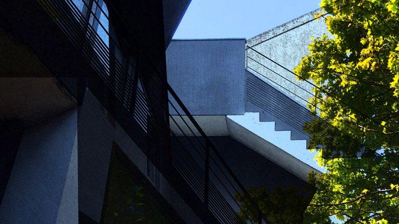 2 parcelles, 5 maisons : métissage d'architecture par Philippe Tirot (T.8)