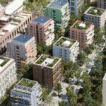 Les Quinconces du Village Olympique : le projet d'Icade coordonné par uapS