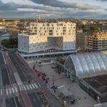 Le Belaroïa, long continuum et salon urbain selon Manuelle Gautrand
