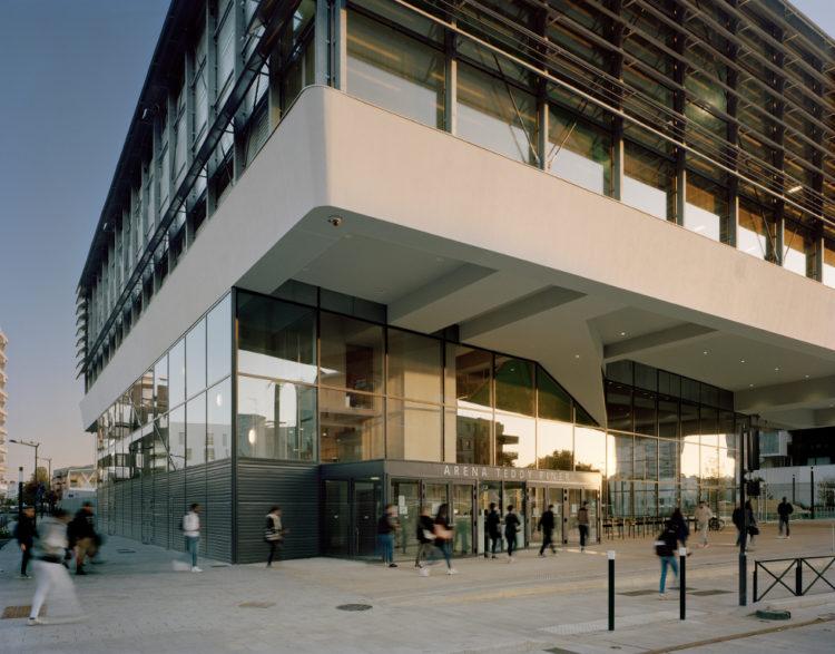Gymnase Asnières