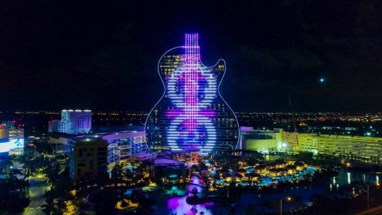 Hotel Guitare Float4