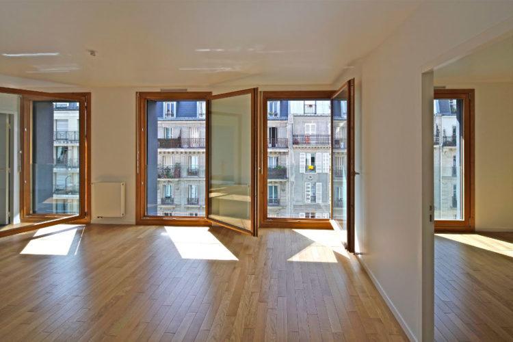 Rue Netter intérieur