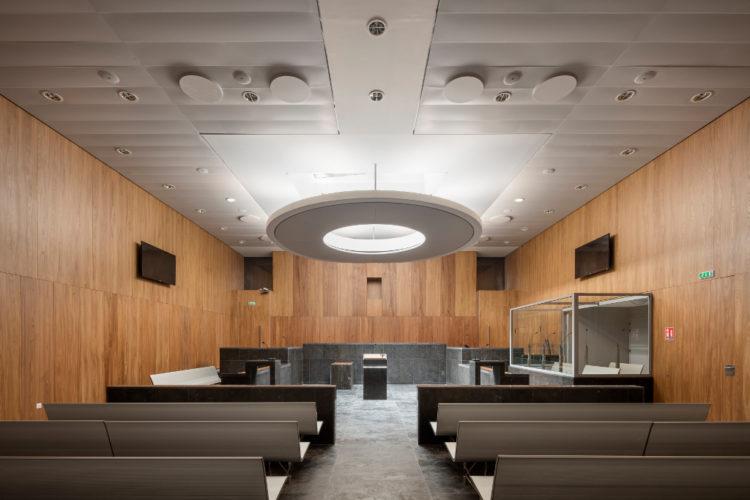Palais de Justice Pointe-a-Pitre Ignacio Prego