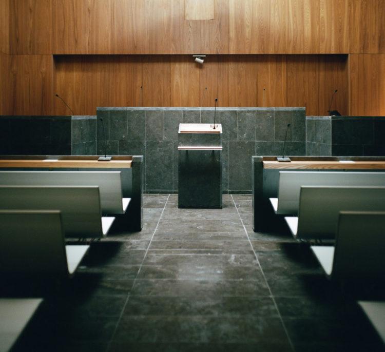 Palais de Justice Pointe-a-Pitre