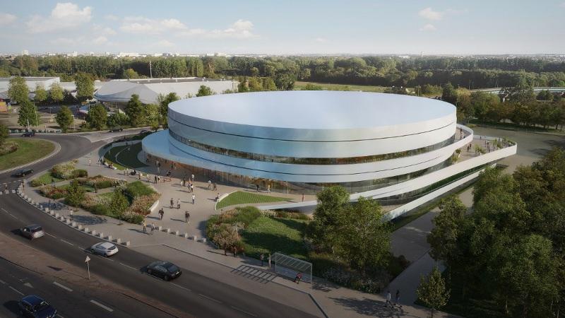 Le Palais des Sports signé Chabanne est communautaire