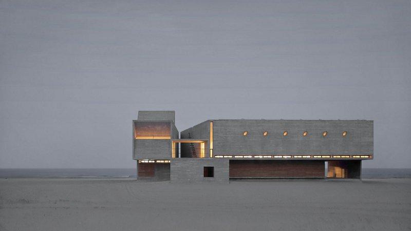L'architecture est un projet, cher Président de l'Académie