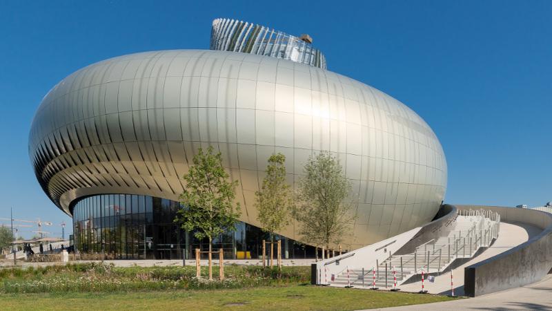 A Bordeaux, le musée d'X-TU fait tourner le vin et les têtes