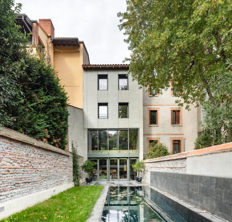 Villa T Jardin