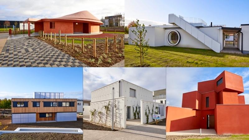 5 continents, 5 agences, 5 maisons du bout du monde