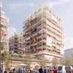 Découvrez le projet lauréat sur le lot E du futur village olympique