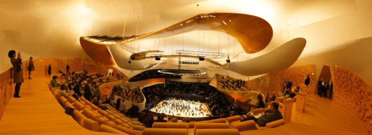 Salle Métra Philharmonie