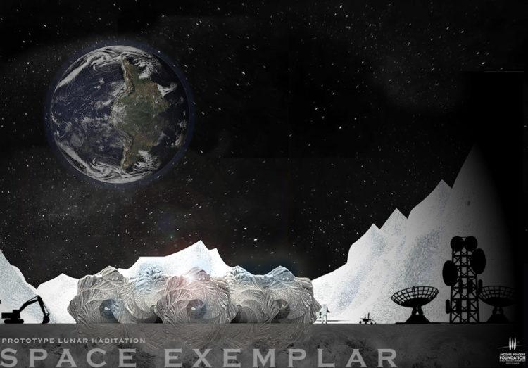 Fondation Jacques Rougerie Space Exemplar