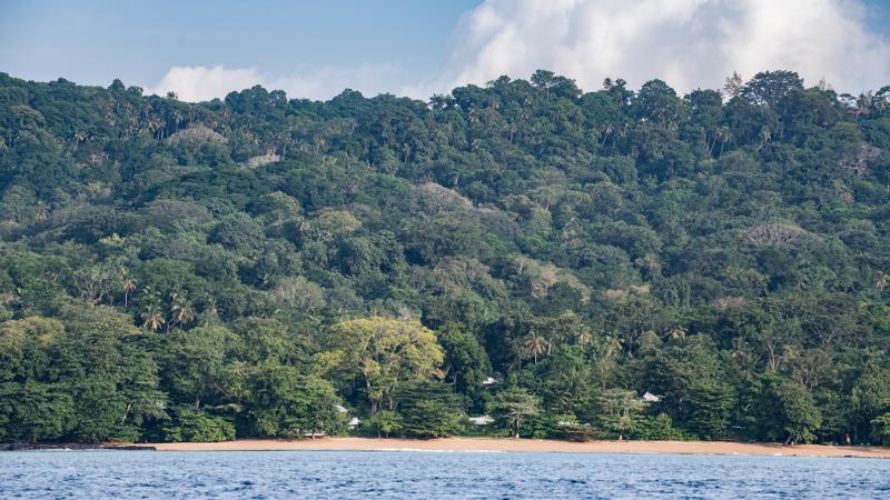 Sundy Praia*****, le premier hôtel écologique de luxe de l'île de Principe