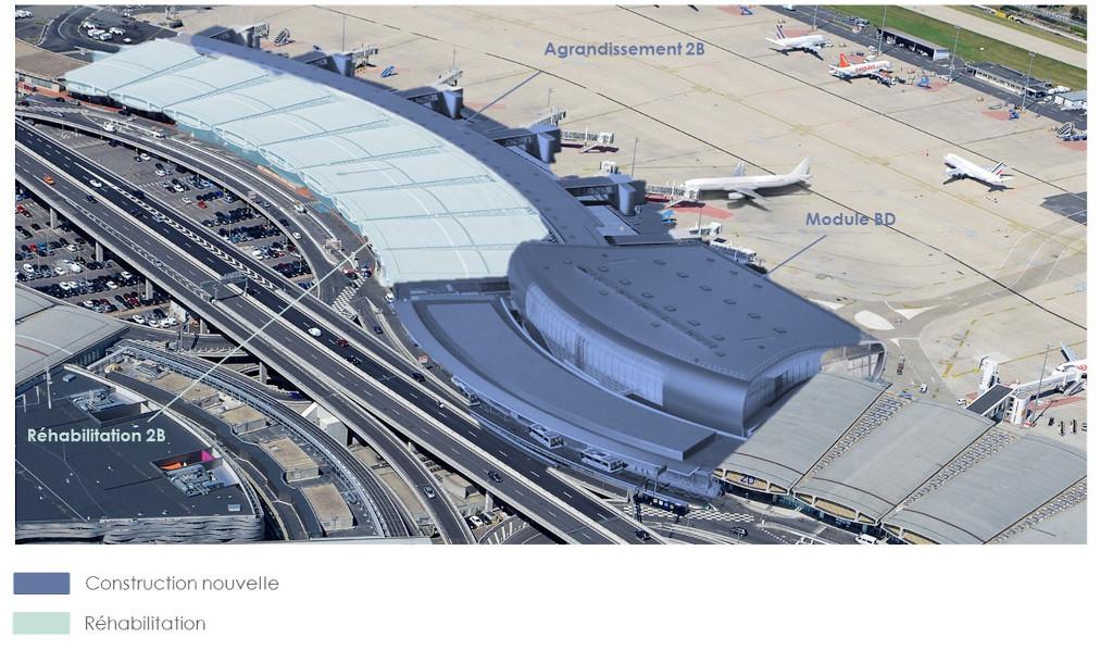 Point De Rencontre Aeroport Charles De Gaulle
