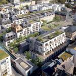 Terrasses D'Ingouville, de CVAAU et Archipel Zéro, pour Réinventer Le Havre