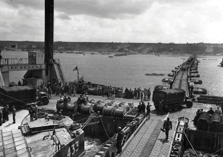 Archives 1944 - Arromanches-les-Bains