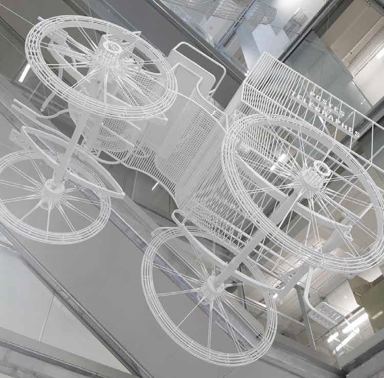 Musée de la Poste Frédéric Jung