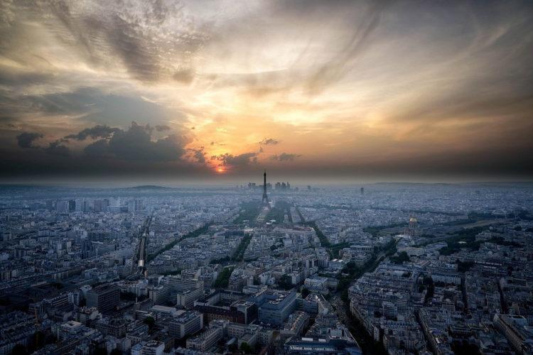 Paris grand