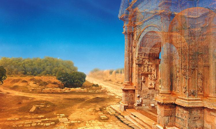Cités millénaires. A Washington, voyage virtuel de Palmyre à Mossoul