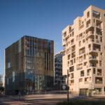 Le Nant'île, 132 logements, et des bureaux, par Leibar & Seigneurin