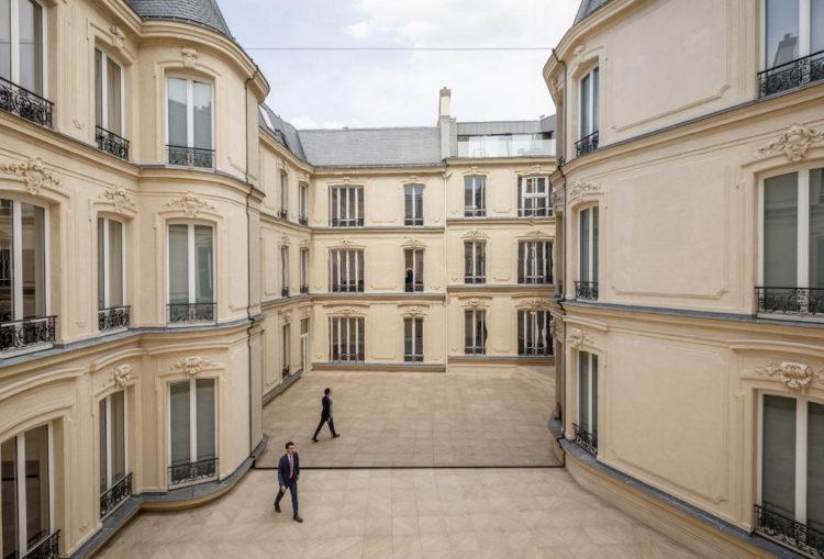 Vous êtes ici Architectes Fouquet's