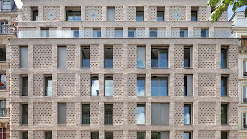 A Paris, 22 logements, et deux locaux d'activités, par Avenier Cornejo