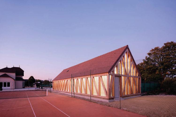 Lemoal Tennis Cabourg