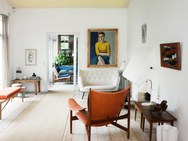 Home Stories Finn Juhl House