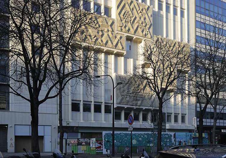 Musée de la Poste Totem Frédéric Jung