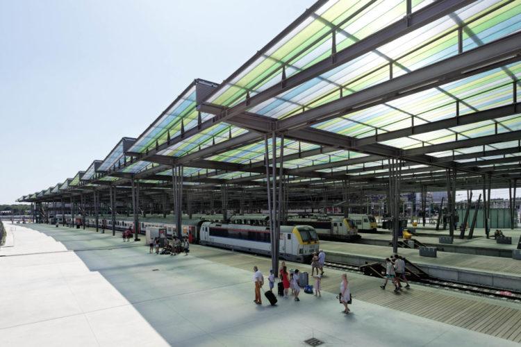 Gare Belgique Feichtinger
