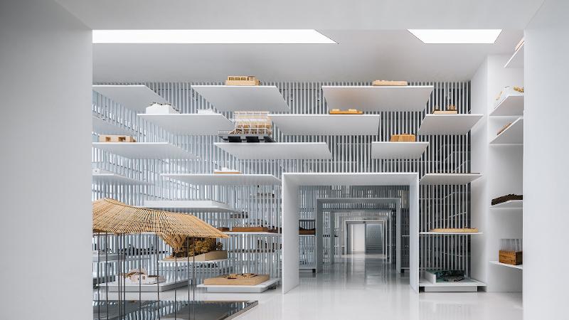 Musée de la maquette d'architecture, dernière redoute et ville futuriste ?