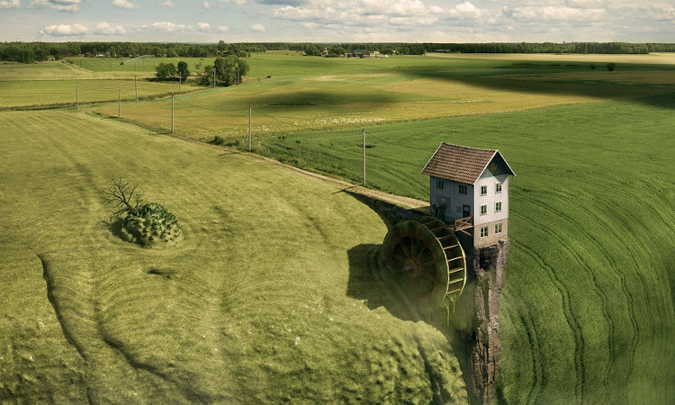 Expo photos : Wake up! par Erik Johansson