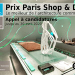 Appel à candidatures – Prix Paris Shop & Design 2020