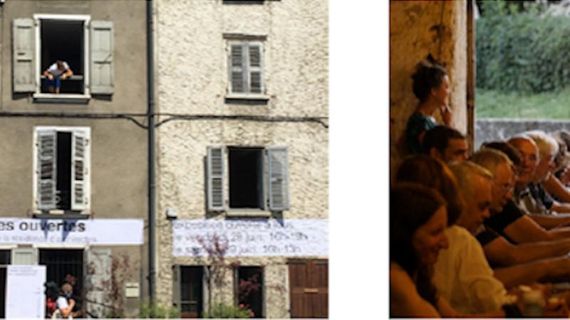 Appel à candidatures : 9 résidences d'architectes en France