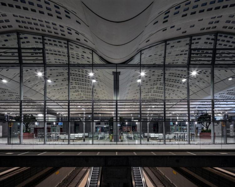 Gare méditerranéenne Mimram