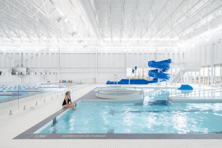Centre aquatique de Belœil Lemay